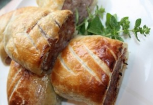 Luxury Sausage Rolls