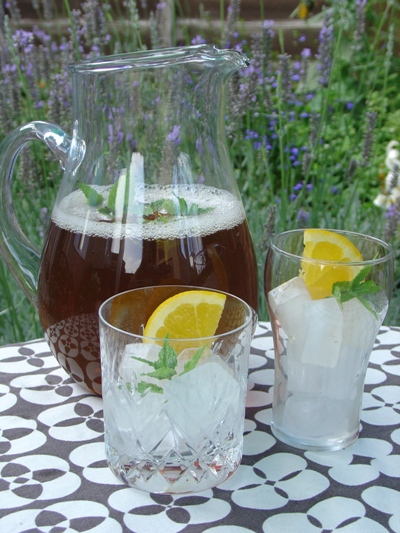 Cool drinks for warm days…